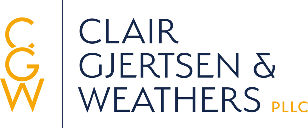 Clair Gjertsen & Weathers PLLC Law Firm